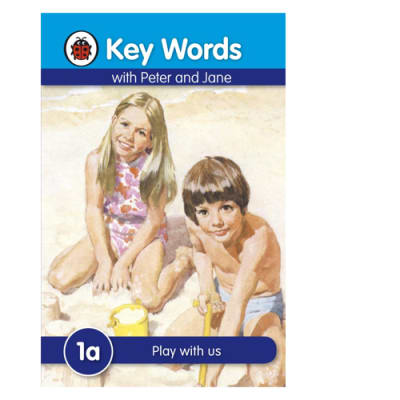 Key Words with Peter and Jane 1a Play with Us  image
