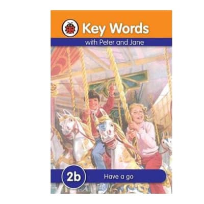 Key Words with Peter and Jane  2b  Have a Go  image