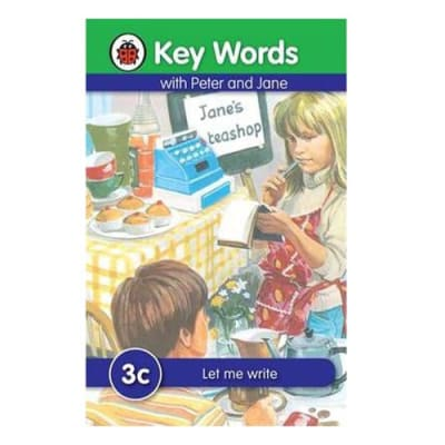 Key Words with Peter and Jane 3c Let Me Write image