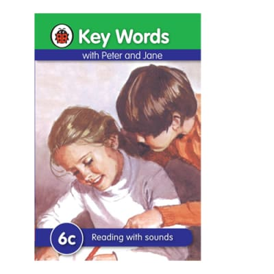 Key Words with Peter and Jane  6c Reading with Sounds image