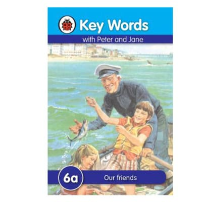 Key Words with Peter and Jane  6a Our Friends  image