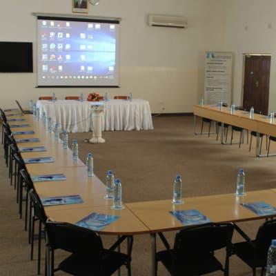 Africa Hall image