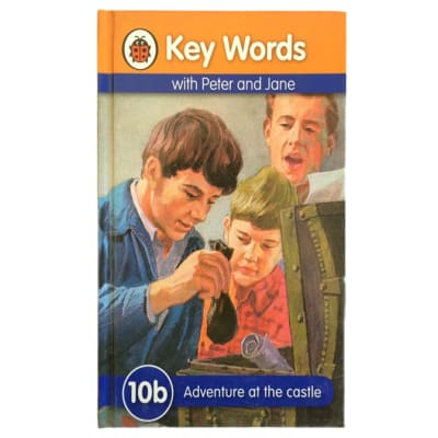 Key Words - With Peter And Jane – 10b Adventure At The Castle image