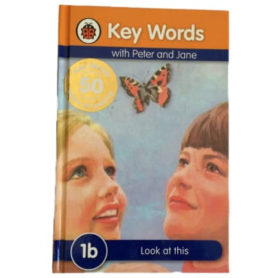 Key Words - With Peter And Jane - 1b Look At This image