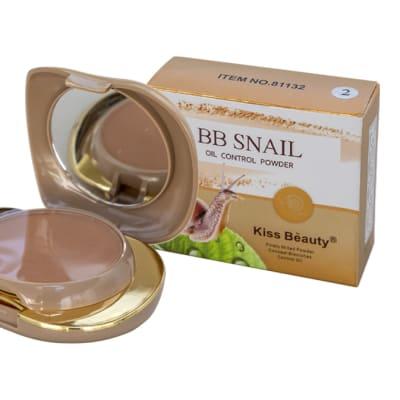 Kiss Beauty  B.B Snail Oil Control Facial Powder  image