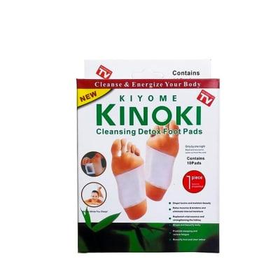 Kinoki Cleansing Detox Foot Pads image