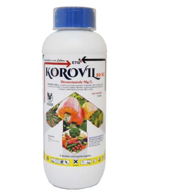 Antimycotic Korovil  50 Sc - 1 Litre  image