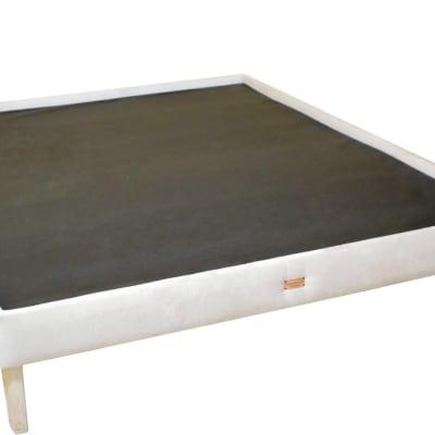 Kraftic  Bed Base  White  image