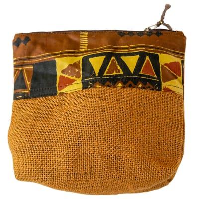 Purse Traditional Kuba Cloth Purse Large  image