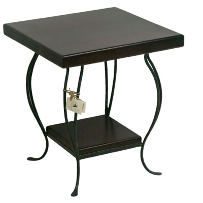 Coffee Tables -  Steel Wide Siankaba Side Table image