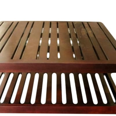 Coffee Tables - Slatted Top Base coffee table image
