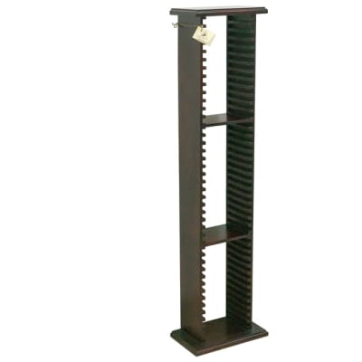 Storage Holders & Racks - Plain 50 DVD rack image