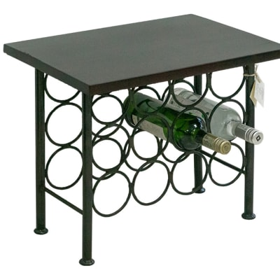 Storage Holders & Racks - Small 12 bottle wine stand image