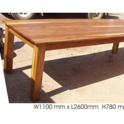 Dining table 10-seater solid image