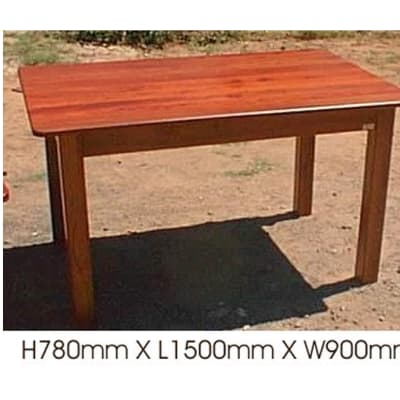 Dining table Small rounded Slatinac image