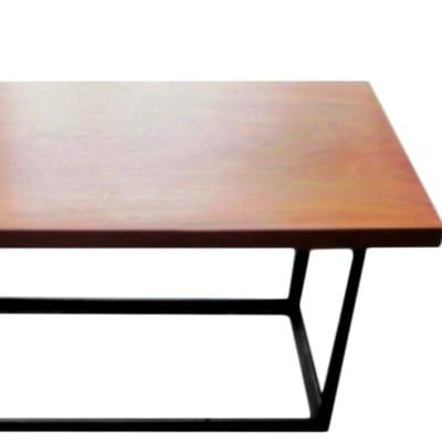 Framed Steel Legs coffee table image