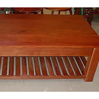 Large Coffee table lower slats image