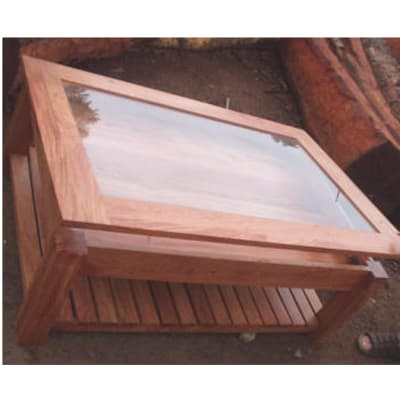Large cabinet coffee table image
