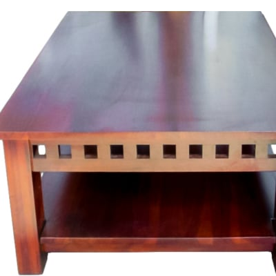 Solid Base Blocks feature coffee table image
