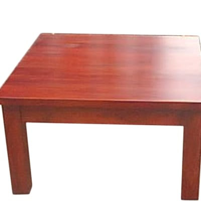 Square coffee table image