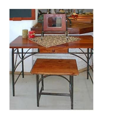 Timber and steel dresser Tonga image