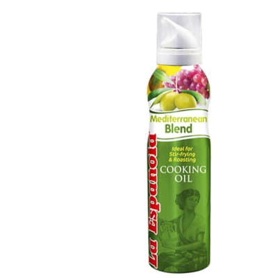 Mediterranean Cooking Oil 200ml - Olive Oil Spray La Espanola  image