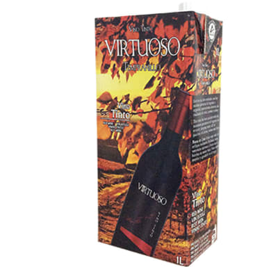 Virtuoso Tetra Pak Red Wine image