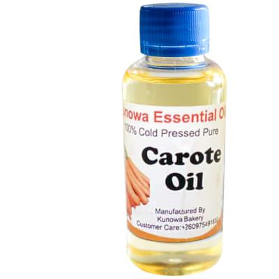 Kunowa Essential Oils Carote image