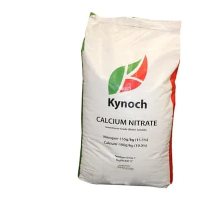 Soluble  Products  Calcium Nitrate  Fertilizer - 25kg  image