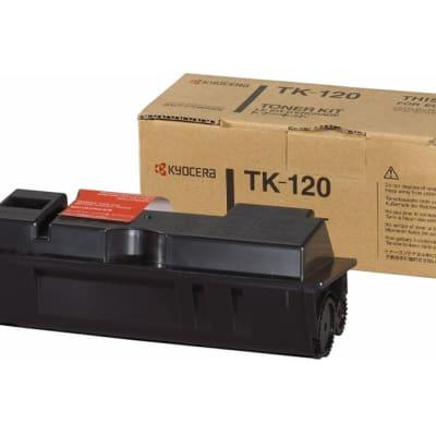 Kyocera Tk-120d  Black Toner Cartridges  image