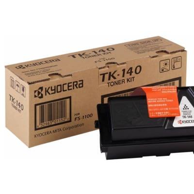 Kyocera Tk-140 Black Toner Cartridge image