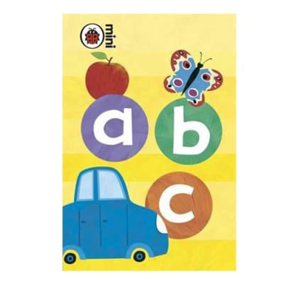 Ladybird Mini Abc's Early Learning Activity Book image