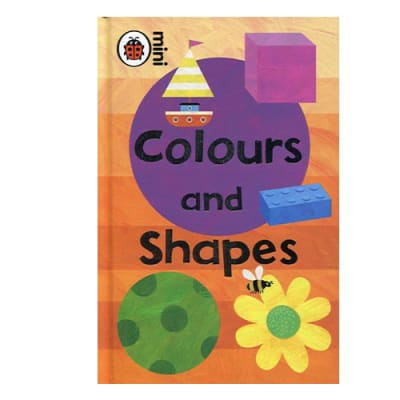 Ladybird Mini  Colours and Shapes Early Learning Activity Book image
