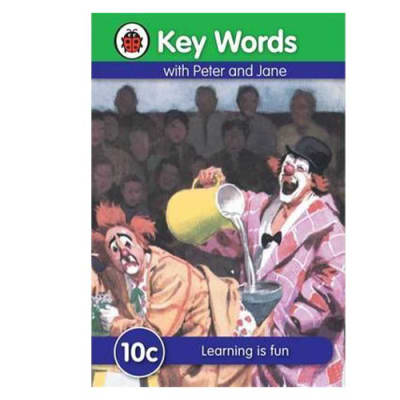 Key Words with Peter and Jane  10c Learning Is Fun  image