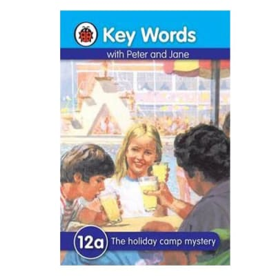 Key Words with Peter and Jane  12a the Holiday Camp Mystery  image