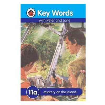 Key Words with Peter and Jane  10a  Adventure on the Island  image