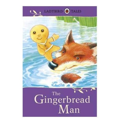 Ladybird Tales:  The Gingerbread Man  image
