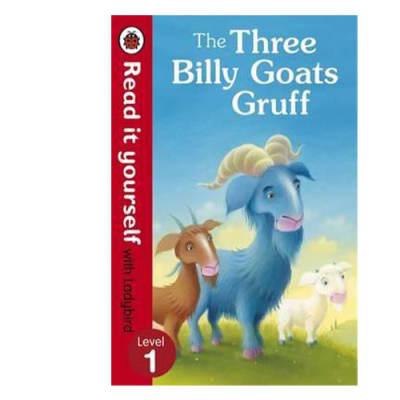 Ladybird Tales:  The Three Billy Goats Gruff  image