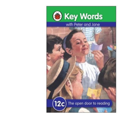 Key Words with Peter and Jane  12c the Open Door to Reading  image