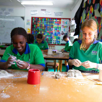 Primary School Arts & Extra-Curricular Activities - Art Club  image