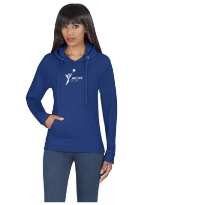 Ladies Essential Hooded Sweater image