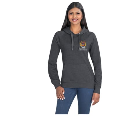 Ladies Harvard Heavyweight Hooded Sweater image