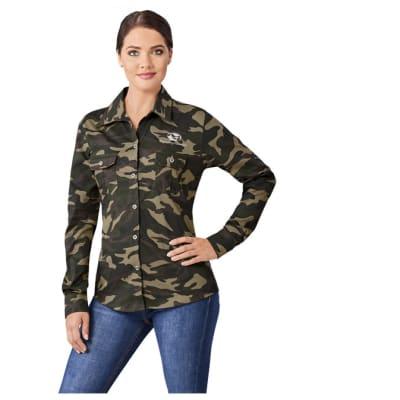 Ladies Long Sleeve Wildstone Shirt image