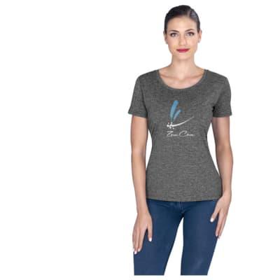 Ladies Oregon Melange T-Shirt image