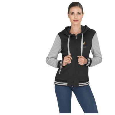 Ladies Princeton Hooded Sweater image