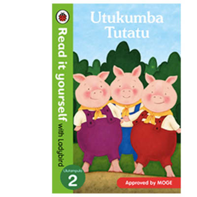 Ladybird Tales:  Utukumba Tutatu  Read It Yourself with Ladybird Level 2 image