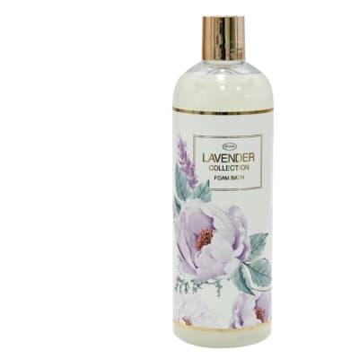 Foam Bath Lavender Flower's  Collection image
