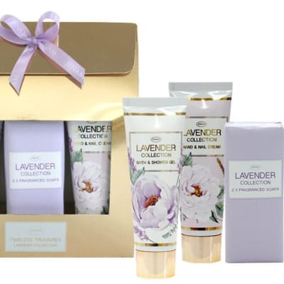 Gift Set Lavender Flower's  Timeless Treasure image