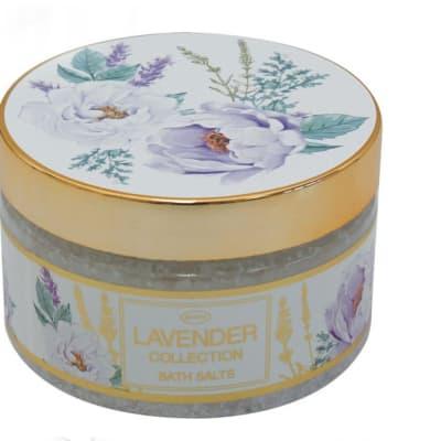 Bath Lavender Flower's  Bath Salts image