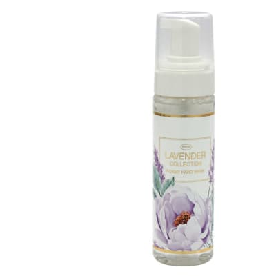 Foamy Hand Wash Lavender Flower's  Collection image